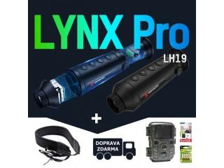 Termovizní monokulár HIKMICRO Lynx PRO LH19
